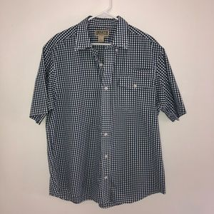Duluth Trading Co Men's Gingham Button Down